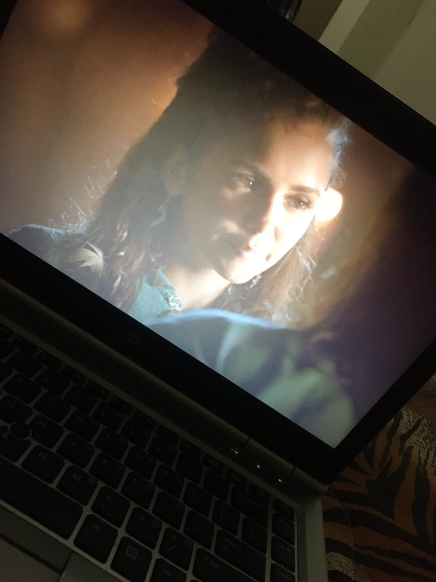 Tatia/Catherine/Elena/... whatever name she uses umangoziwa some vampire is going to get super heartbroken in the end
