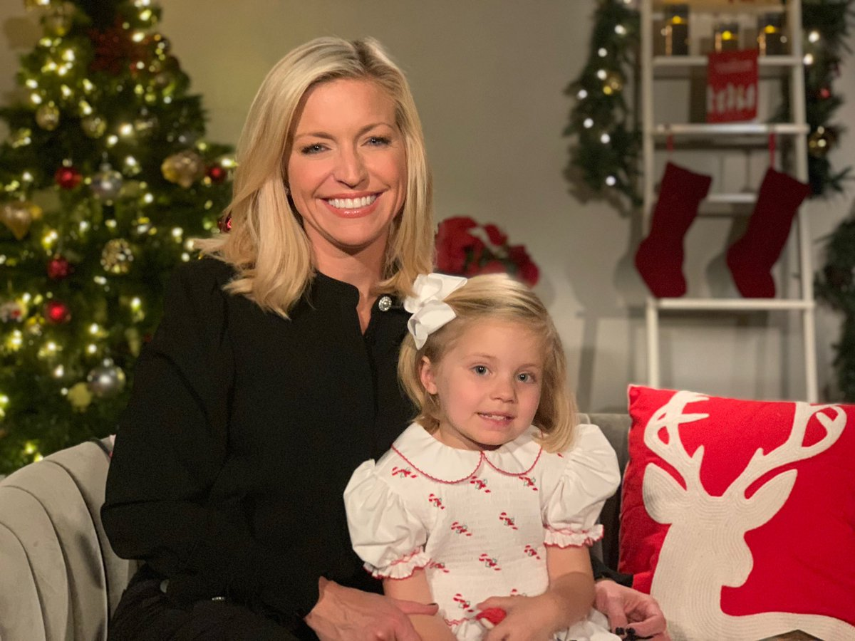 """""""The Characters of Christmas"""" is available on @foxnation today! I hope you watch. Thank you for your support, I'm so grateful! @foxandfriends @foxnews"""