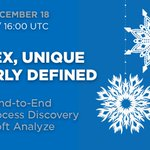 Image for the Tweet beginning: Register for our Dec18 to