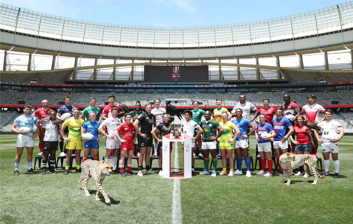 test Twitter Media - It's @CapeTown7s weekend 🙌  Ahead of the inaugural joint tournament in South Africa, @robvickerman looks ahead to the final @WorldRugby7s leg of 2019 🇿🇦  Read ➡ https://t.co/hUli5vhrju https://t.co/8Fkdp4U0yE