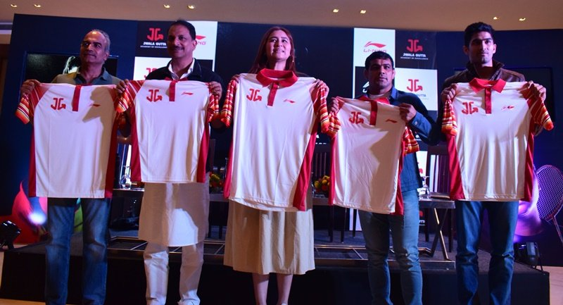 Jwala Gutta announces launch of her Academy of Excellence... #JwalaGuttaAcademyOfExcellence. #badminton #badmintonlovers #badmintonassociation @Guttajwalapic.twitter.com/fYRDHVNpHL