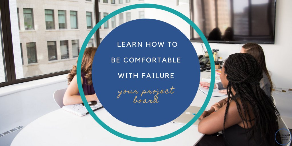 How comfortable are you with failure?  As an entrepreneur, it's likely that you will face failure but that does not have to be the end. Being comfortable with failure allows you to keep moving forward.  #yourprojectboard #yourprojectbrd #virtualassistant #administrativeassistance pic.twitter.com/IhuUY0GOFV