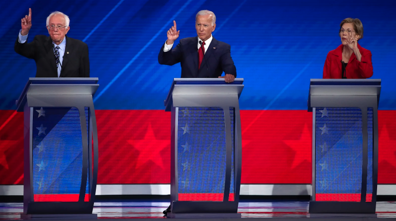 Apple News is hosting a 2020 Democratic debate for some baffling