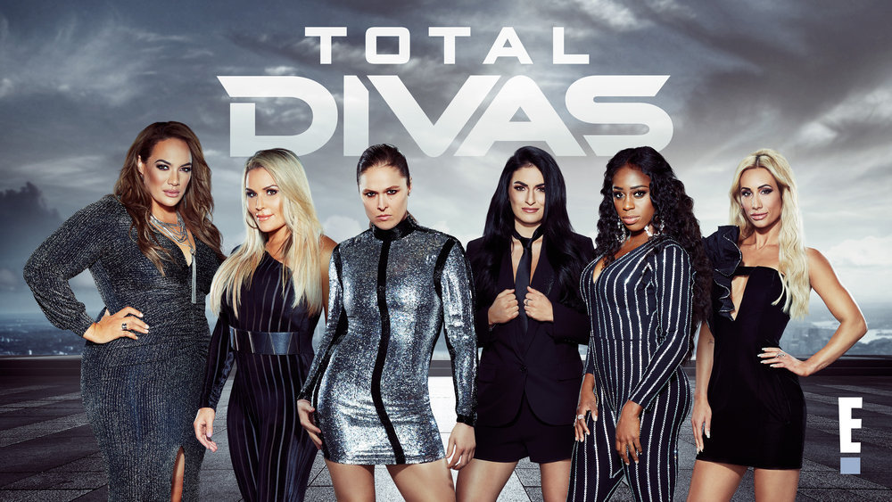 Just finished watching the season finale of #TotalDivas! The entire season was a ton of fun and I can't wait for the next one. I love all the women of wrestling so much.
