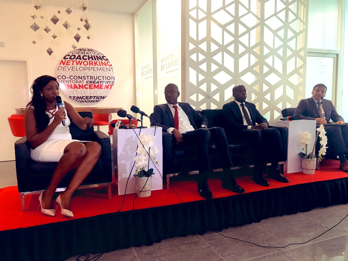 Le rôle clé des PME au Bénin et en Afrique justifie les efforts entrepris pour mieux les accompagner et les financer. Le réseau des Maisons de la PME y contribue. C'est aussi la raison pour laquelle Proparco et @AFD_France ont lancé #ChooseAfrica: https://t.co/EbHnB2PFhf