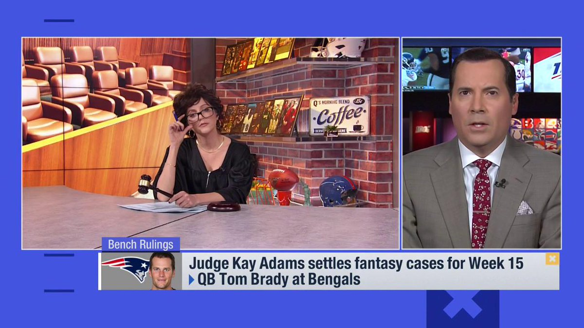 What should fantasy owners do with David Montgomery against the Packers in Week 15? Lets see how Judge @heykayadams rules. @NFLFantasy | #FantasyFootball