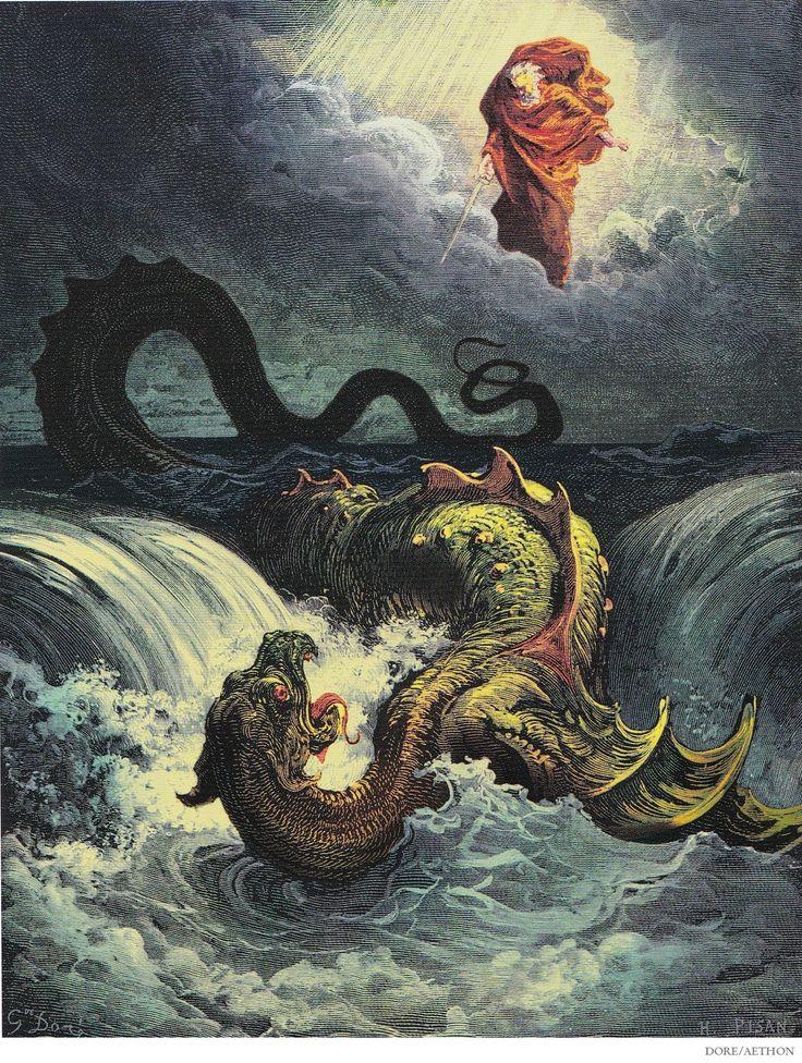 левиафан в библии это картинки территории закрытого