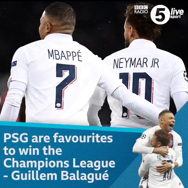It just feels like PSG have everything they need ⚽️