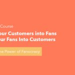 Want to learn how to harness the power of a fandom for your brand? Take @HubSpotAcademy's newest course: https://t.co/FcTOYuNRRQ