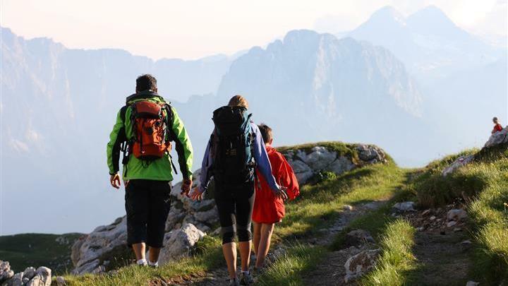 L'82 per cento dei turisti delle Dolomiti arriva i...