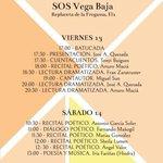 Image for the Tweet beginning: Mañana viernes 13 y sábado