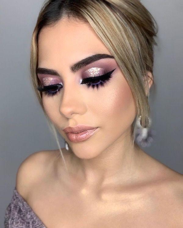 Etiqueta a una amiga que necesita ver este maquillaje            Follow @mxbmakeupartist  Follow @mxbmakeupartist    —————————————————————         @alineortega_mua  —————————————————————  #maquilladoras #maquillistaprofesional #podermua #FelizJuevespic.twitter.com/Tvwq4rS9U2