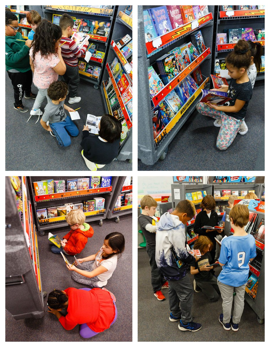 The very first MPSA Book Fair is off to a great start! Ss are really enjoying all the amazing options offered by <a target='_blank' href='http://search.twitter.com/search?q=FollettBookFair'><a target='_blank' href='https://twitter.com/hashtag/FollettBookFair?src=hash'>#FollettBookFair</a></a> <a target='_blank' href='http://twitter.com/MPSArlington'>@MPSArlington</a>  <a target='_blank' href='http://twitter.com/ArlCoMontessori'>@ArlCoMontessori</a>  <a target='_blank' href='http://twitter.com/APSLibrarians'>@APSLibrarians</a> <a target='_blank' href='https://t.co/LOqOL1Naqd'>https://t.co/LOqOL1Naqd</a>