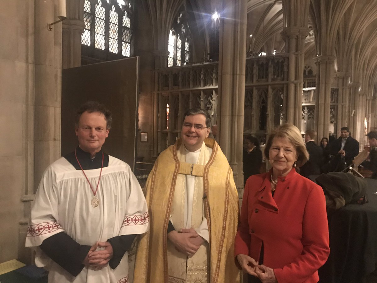 test Twitter Media - RT @ashleygoodall: @aidtochurch @Baroness_Nichol @AMARLondon at the church of the immaculate conception https://t.co/glorj5ZTYw