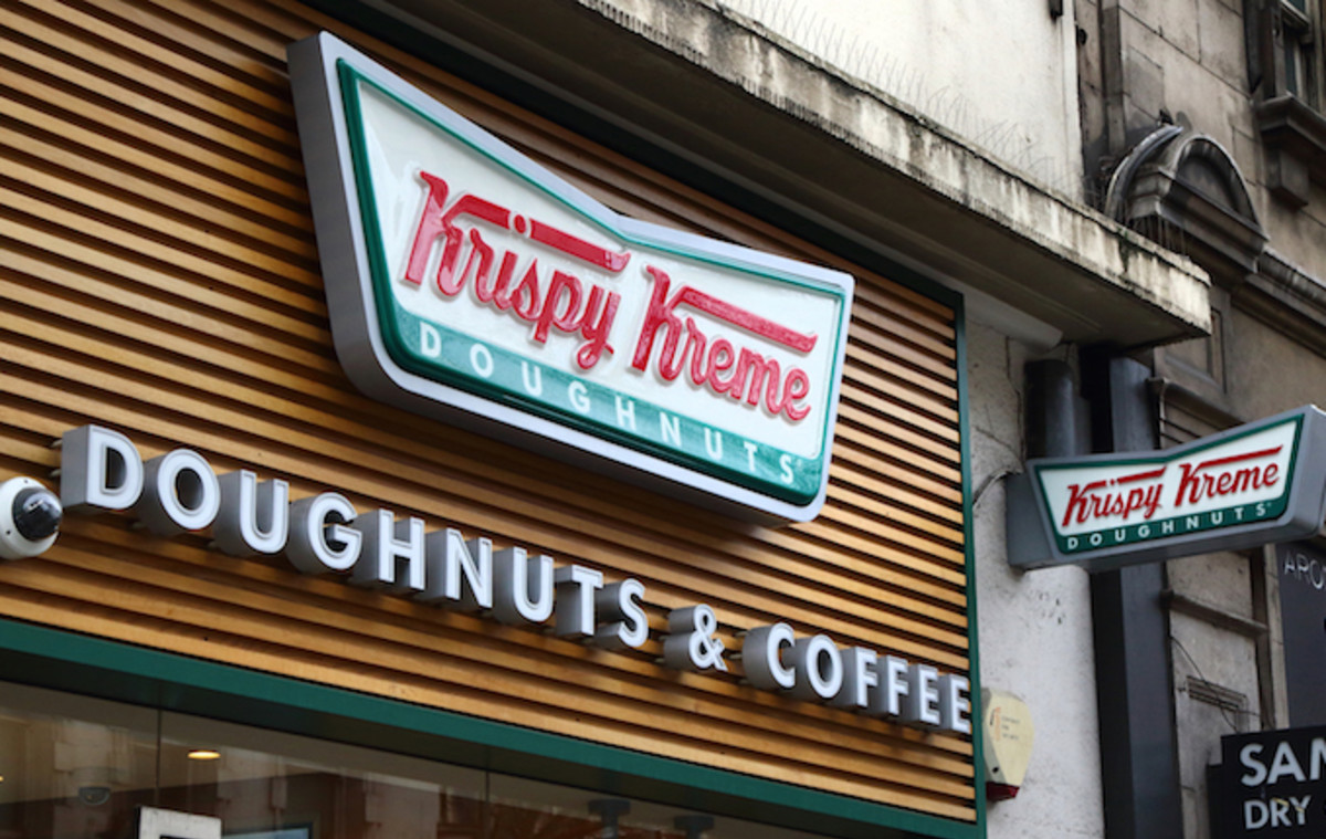 Krispy Kreme owners found out they had Nazi ancestors who used slave labor during World War II.   So they are donating over $5.5 million to Holocaust survivors: http://cmplx.co/CRcW9tk