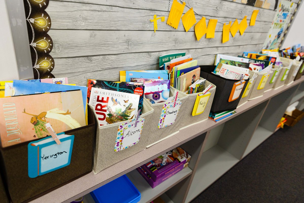 Look at all the books that made it into teachers' WishBins! Consider purchasing books for teachers to use in their classrooms. <a target='_blank' href='http://twitter.com/MPSArlington'>@MPSArlington</a> <a target='_blank' href='http://twitter.com/ArlCoMontessori'>@ArlCoMontessori</a> <a target='_blank' href='https://t.co/3ucHn6wihB'>https://t.co/3ucHn6wihB</a>