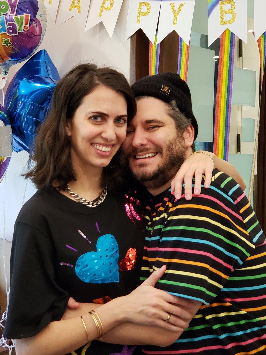 Hila Klein z przyjacielska, Mąż Ethan Edward Klein