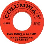 "Image for the Tweet beginning: ""Blue Rondo à la Turk"""