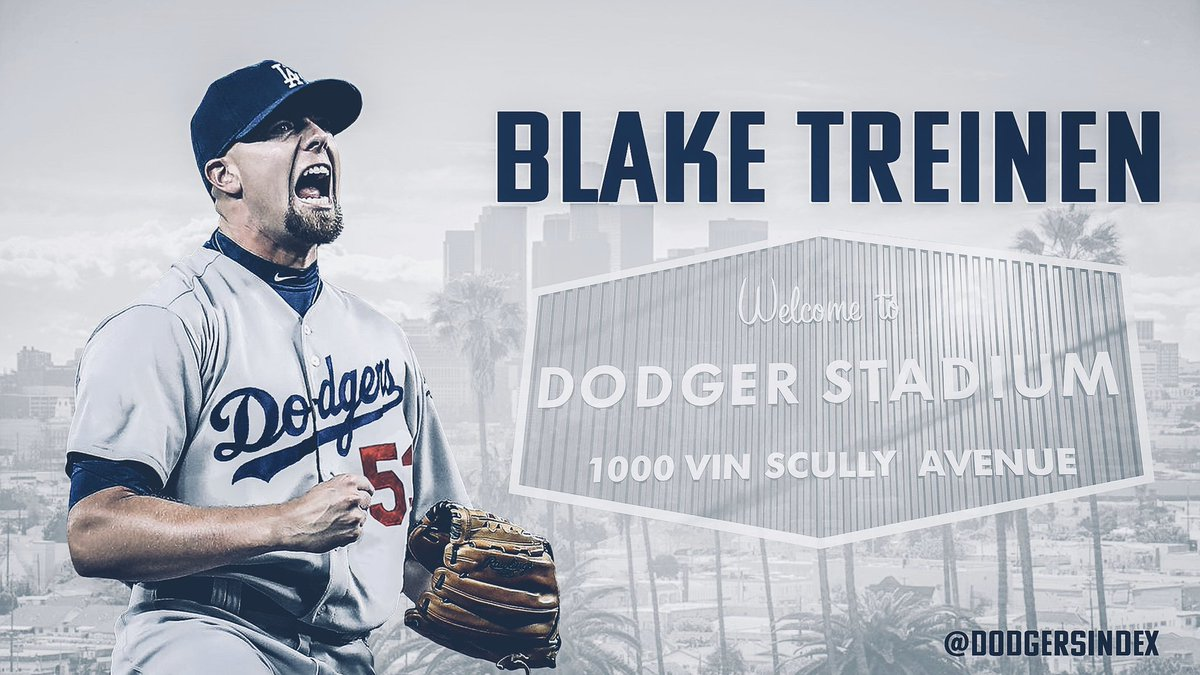 The Dodgers take a bet on the A's former closer regaining his 2018 form for $10M/1-year.  Welcome to LA, Blake Treinen. <br>http://pic.twitter.com/UkpYEVudCC