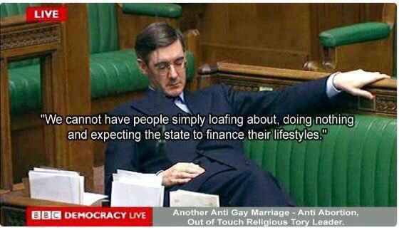 #VoteCONservative2019 #VoteCONServativesActually #JacobReSmog🤓🎩:#BackToThe1800s #Patricians sleeping on Benches indoors, while #Plebians sleep on the Streets outside. #JC4PM #ForTheMany(#99PerCent) #ClassWar