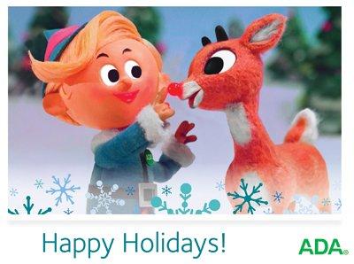Hermey the Elf, ADA inspire dental patients to 'dream big,' improve oral health    | #ADA #Dentist #Dental #Health #Teeth #Dentistry #DentalCare #DentalServices #FamilyDentistry