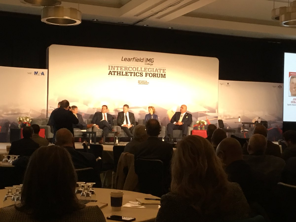 https://t.co/BIdIk9lHPm  Why NIL will dominate sports business conversations in 2020, and what are the top stakeholders in college sports saying about it.  #SBJIAF @sbjsbd @WUSTLBusiness @WUSTLNews https://t.co/JDVyVozy6F