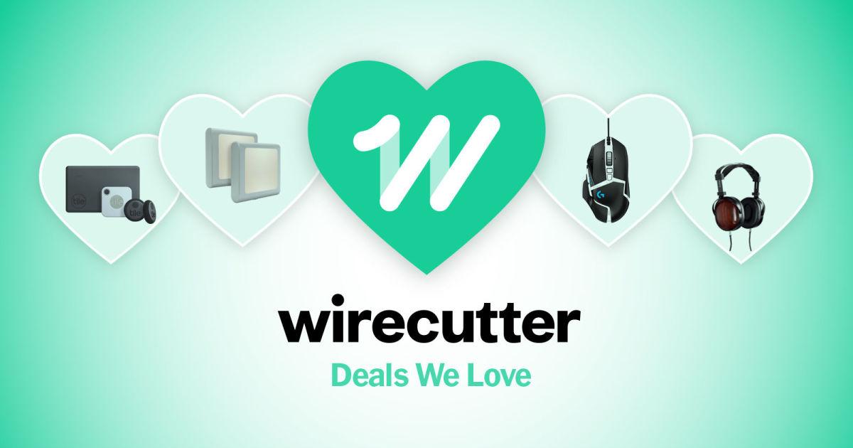 Wirecutter's best deals: Save $20 on a Tile Essentials Bluetooth tracker bundle