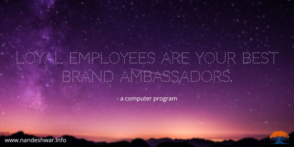 "test Twitter Media - Generate quotes like ""Loyal employees are your best brand ambassadors."" using Natural Language Generation with deep learning methods in R and Python by @n_ashutosh #nlg #deeplearning #rstats https://t.co/IHh1mUxM4Q https://t.co/ntODynDHBA"