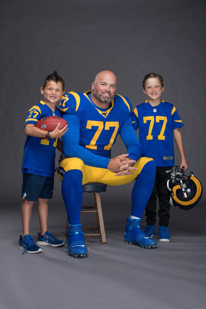 Happy 38th birthday to our #WPMOY every day. You are a leader in the locker room, in your community, but most importantly you're the leader of our home. We love you and are always proud of who you are and what you stand for. The kids, Krista, & I learn from you every day😘❤️