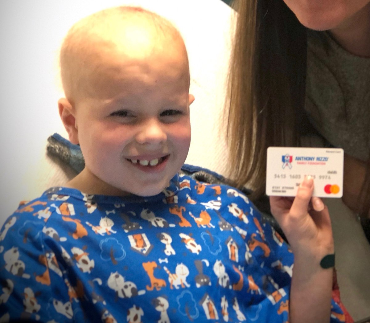 Help us make a difference this holiday season. Purchase a gift card and bring some joy to a child battling cancer by giving them something to smile about after a chemo treatment. amazon.com/hz/wishlist/ls…