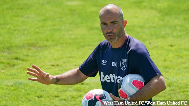 Enzo Maresca is in line to take over from Pellegrini. He has always had a strong relationship with the players, and they have allegedly told the club that they enjoy Maresca's sessions.<br>http://pic.twitter.com/7t8lGk2mIt