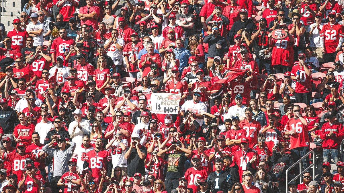 #ProBowlVote @49ers