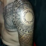 Image for the Tweet beginning: #tattoostyle #tattoomaori #tattoocarlospaz #tattoovillacarlospaz #tattoo