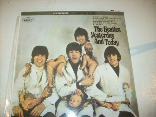 -yesterday & Today Butcher Album Vinyl Lp Clear Vinyl Excellent rover.ebay.com/rover/1/711-53…