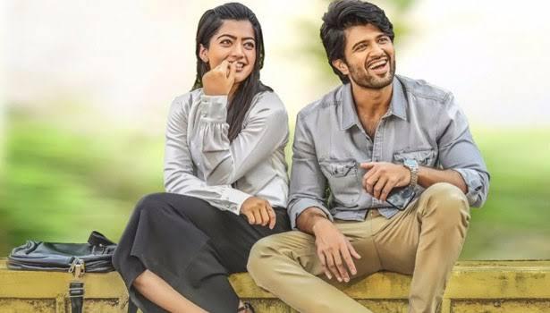 Me abhi tak kisi bhi Actors or Actresses ka fan nahi tha. But now after watching #DearComrade and #GeethaGovindam starring @TheDeverakonda & @iamRashmika ... Jabra fan bapuuuu...!<br>http://pic.twitter.com/croG20rXL6