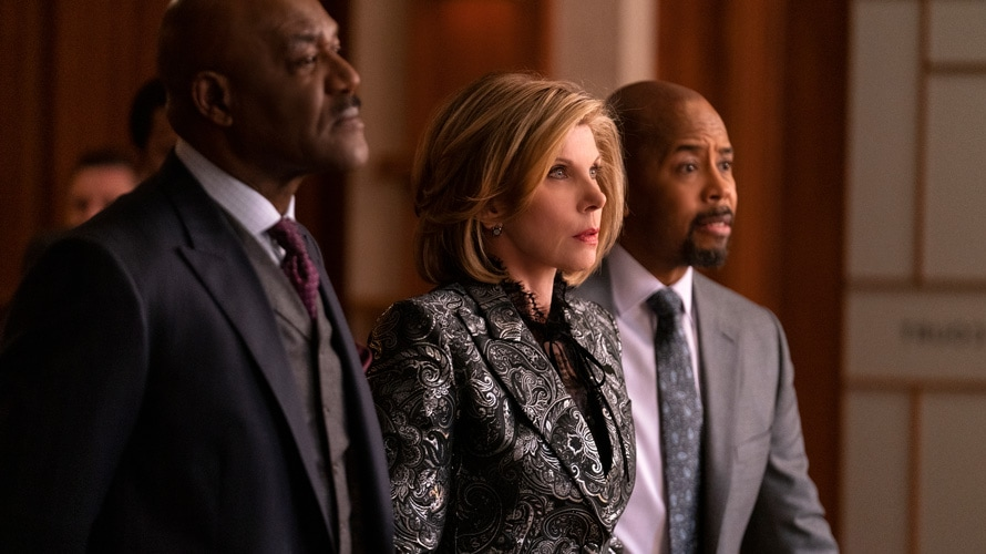Let's hear it for one of the best shows of the decade, according to @adweek! 👏👏 #TheGoodFight
