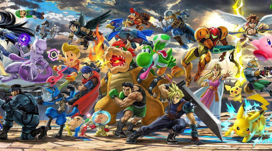 Smash Bros. Ultimate wins Best Fighting Game at The Game Awards 2019.