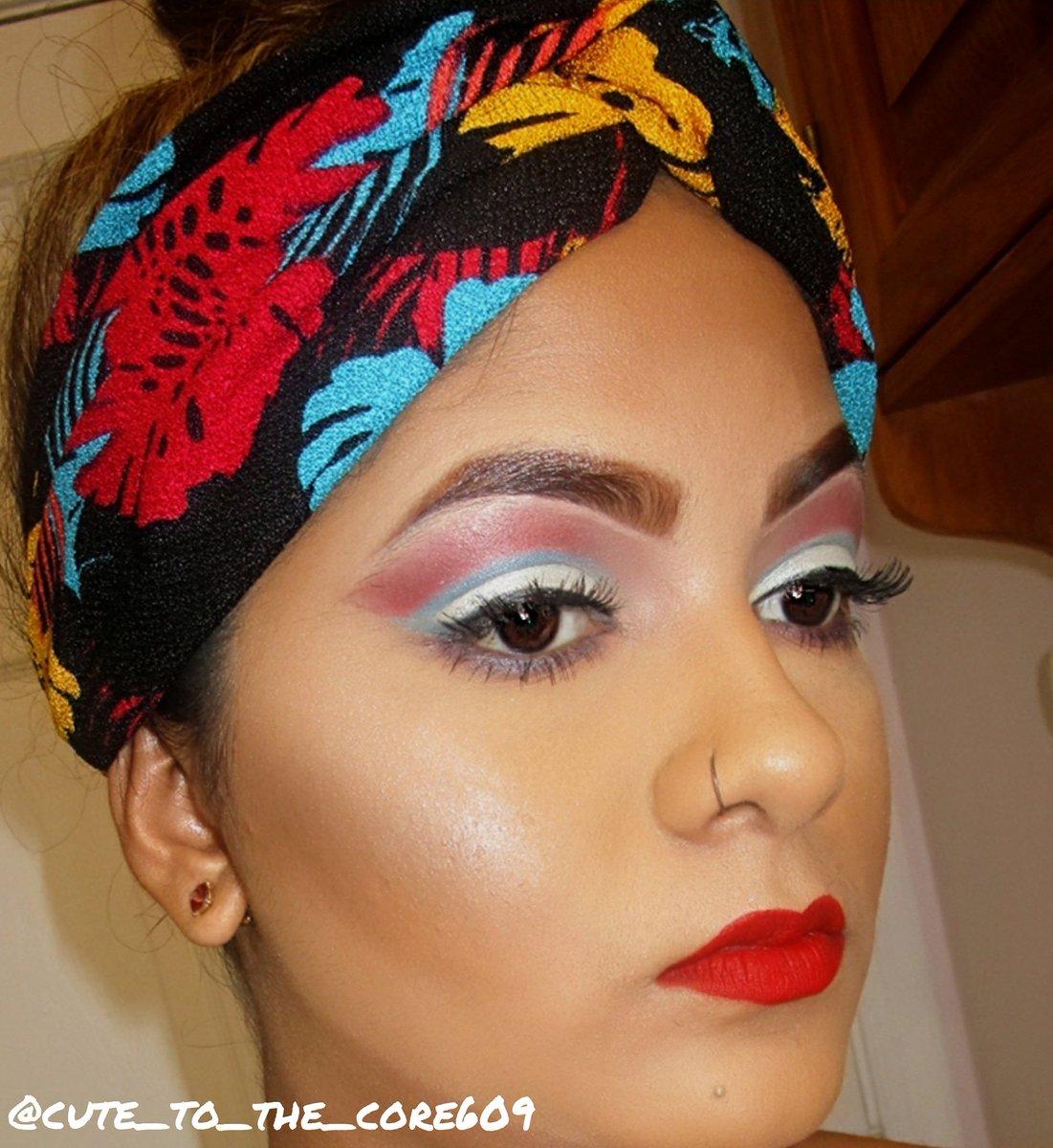 I'll Just Leave This Here 👀   MAKEUP DEETS: @elfcosmetics Concealer  @nyxcosmetics Foundation  @sephora Lippie  @ColourPopCo Eyeshadow  @ABHcosmetics Highlighter  @ardellbeauty Lashes   #abh #nyx #makeuplook #motd…