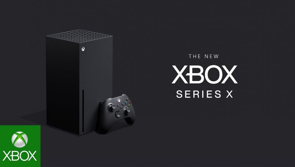 The Xbox x series x. Wow that's all I gotta say.