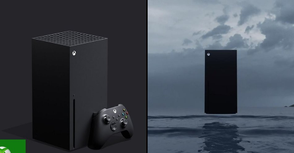 Ladbible On Twitter Xbox Has Just Revealed Its Next Gen Console The Xbox Series X Https T Co O2pnddiyg2