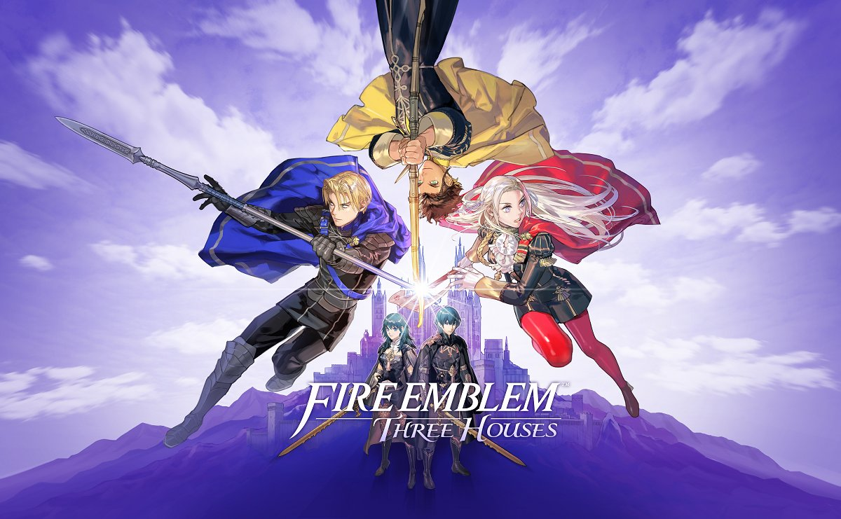 #FireEmblem: Three Houses lands a critical hit and wins Best Strategy Game at #TheGameAwards! Which house will you be celebrating with?