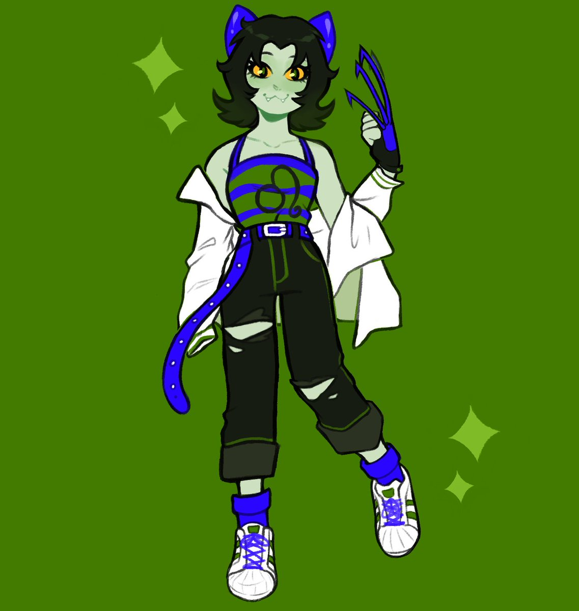 now is her time to shine   #homestuck #nepetaleijon #pesterquest #art #fanart #illustration <br>http://pic.twitter.com/dcAzi6zkHt