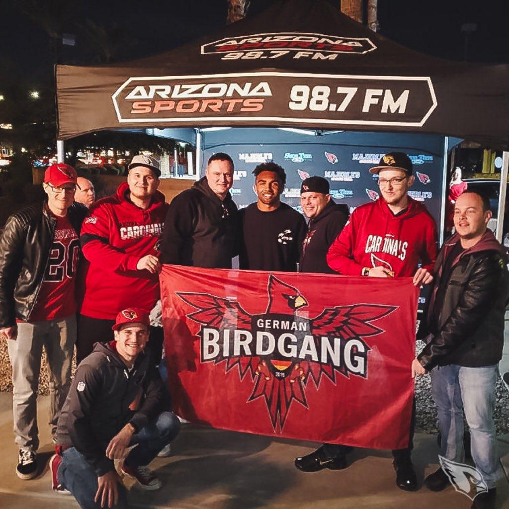Arizona Cardinals ⋈ @AZCardinals