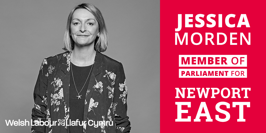 Congratulations @jessicamordenmp on being re-elected as Member of Parliament for Newport East. <br>http://pic.twitter.com/DjmIvbxVYP