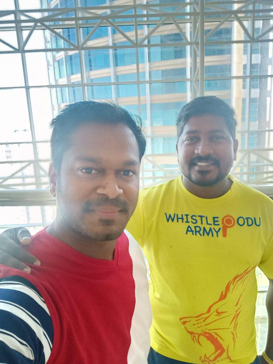 #During #AbuDhabiT10 @T10League with @CricSuperFan #Team #Teamwork #MarathaArabians #Champions #Mrchampion #Superfan #Cricket #Passion #10overs #AalaReAala #MarathaArabians #T10League