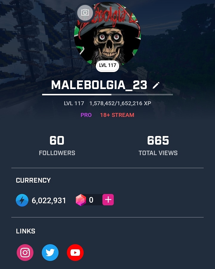 We just made it to the first 60 Followers and 655 views, but we still have a long road to achieve my dream of been a @WatchMixer Partner. I know that we your help MY PIRATES we are going achive it. 😁😎☠😉👍 Thank you all for the support it means a world to me. #mixer #streamer