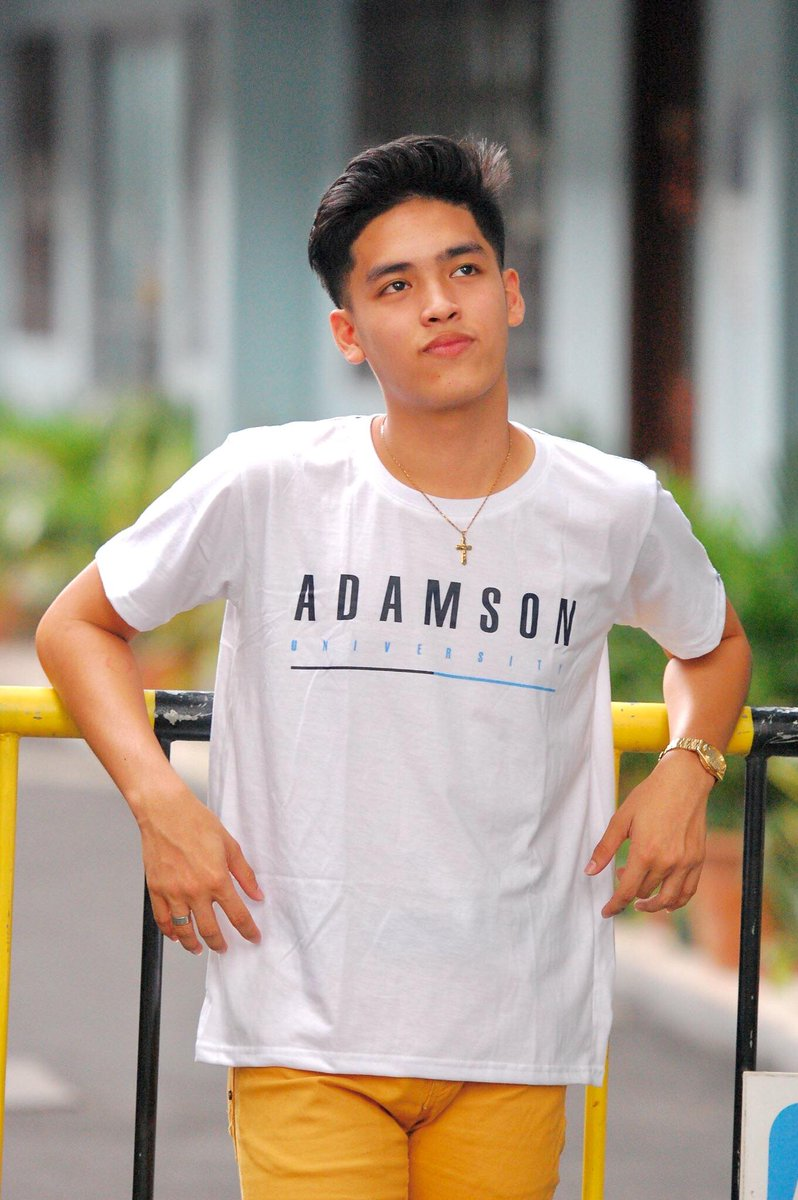New design is out! UC Adamson Thyreus Casual Tee Blue and white for just Php 395. Visit us now and get yours klasmeyt. We also accept online orders. Thank you   Follow us on our official Facebook and Instagram account:  https://www. facebook.com/AdUbookstore/      https://www. instagram.com/adamsonstore/    <br>http://pic.twitter.com/uE2W3wUgfX