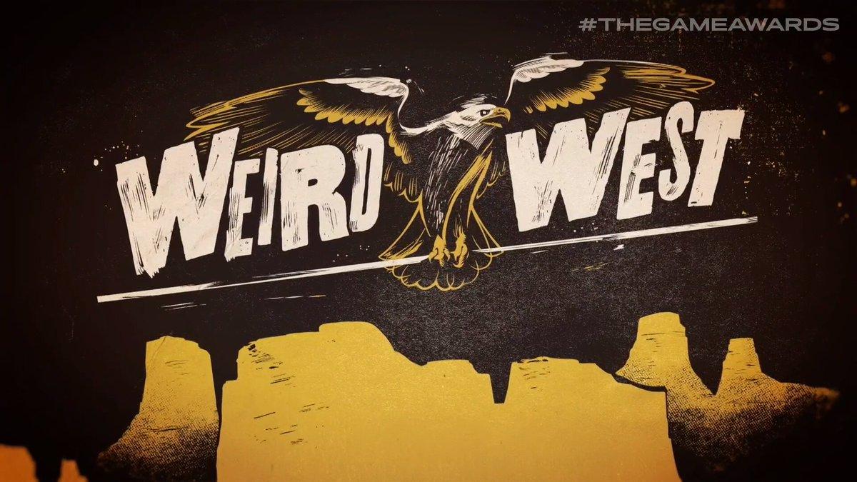 Weird West game