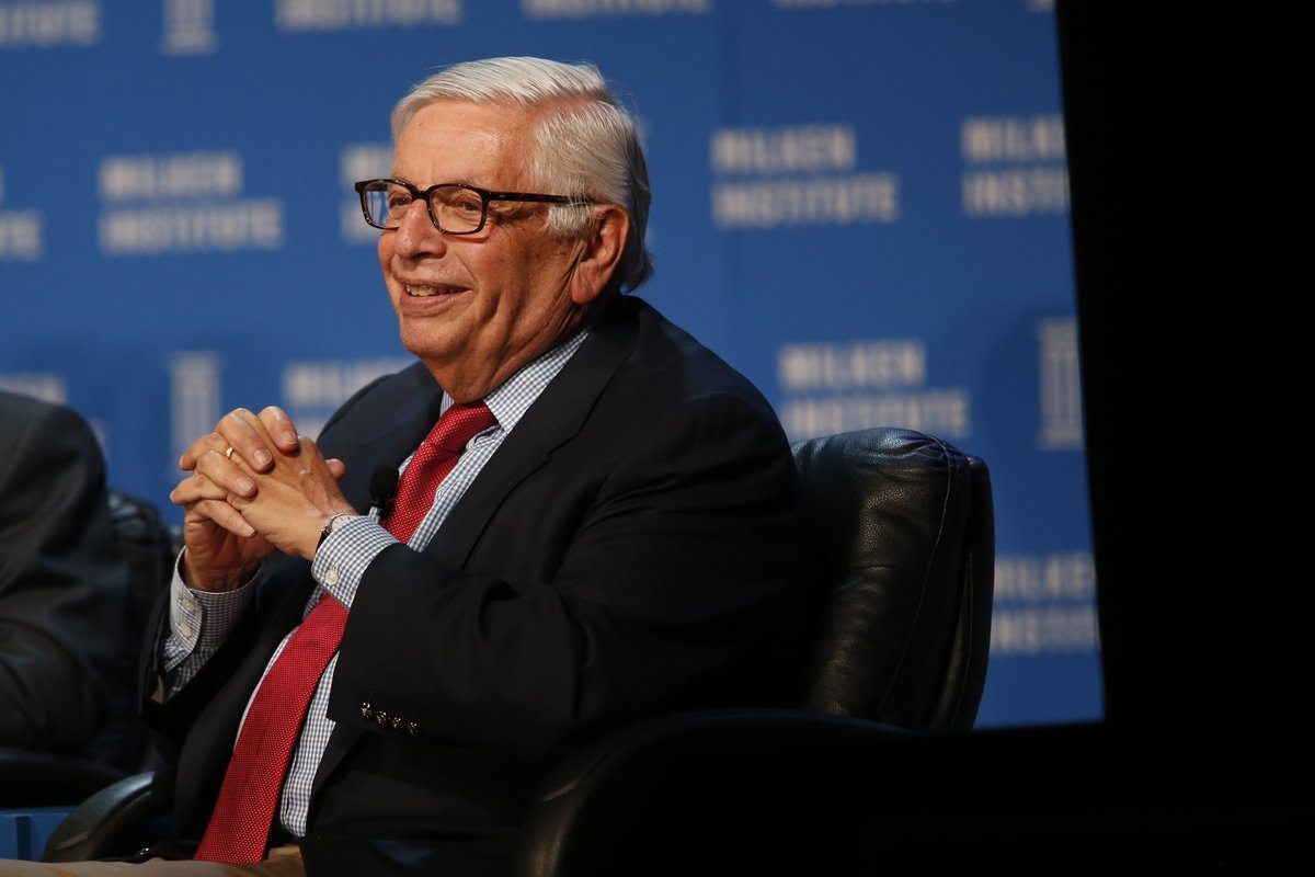 Former NBA commissioner David Stern suffered a sudden brain hemorrhage and underwent emergency surgery today.