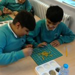Image for the Tweet beginning: Science experiments in Year 6-